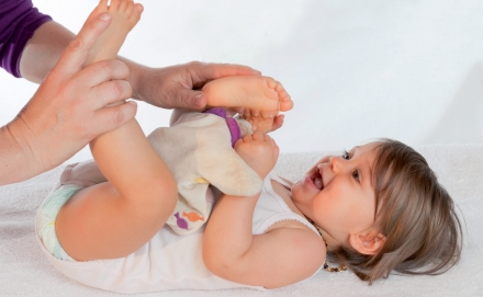Tout pour le bien-être de votre bébé