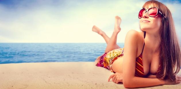 Les rayons UV dangereux pour la peau